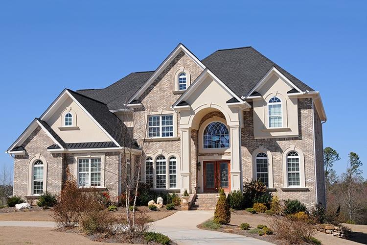 bigstock-New-House-4575329