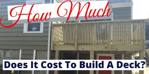 Cost To Build A Deck In Georgia