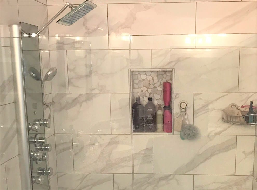Bathroom Shower Remodel