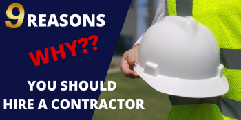 Bathroom Remodel. 9 Reasons To Use a Contractor