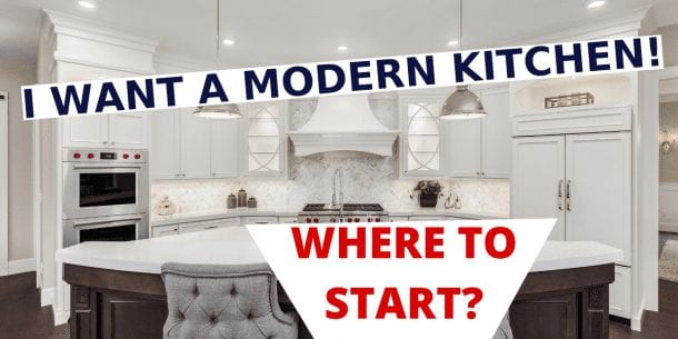 Modern Kitchen, Kitchen Remodel