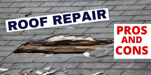 Roof Repair, roof repair contractor near me