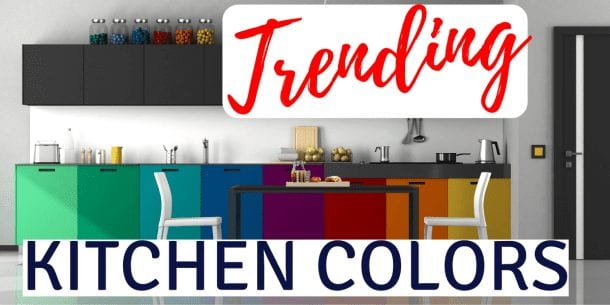 Kitchen Colors