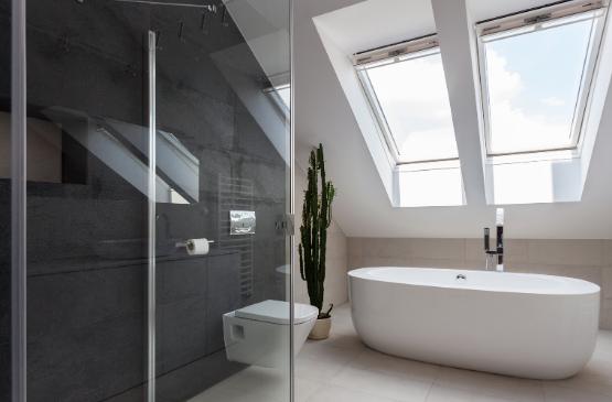 Bathroom Ideas. How To Include a Bathtub?