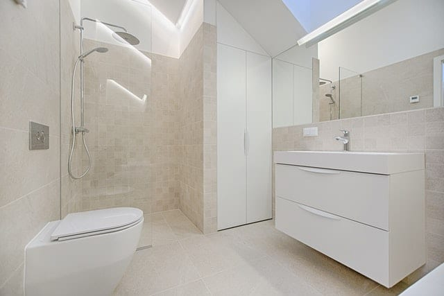 Shower Renovation
