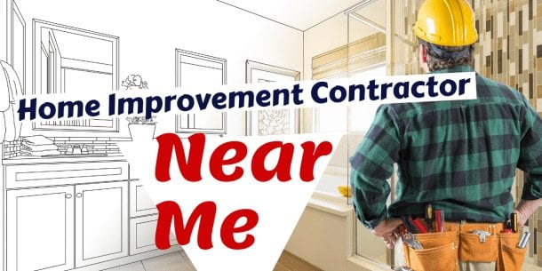 Home Improvement Contractor Near Me