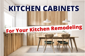 Kitchen Cabinets. How Plan Your Kitchen Project?