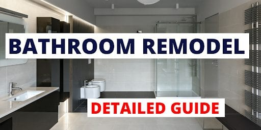Step By Step Guide to Remodel the Bathroom Smartly